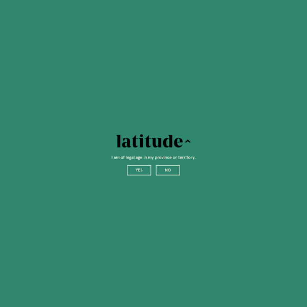 Latitude - History of Cannabis