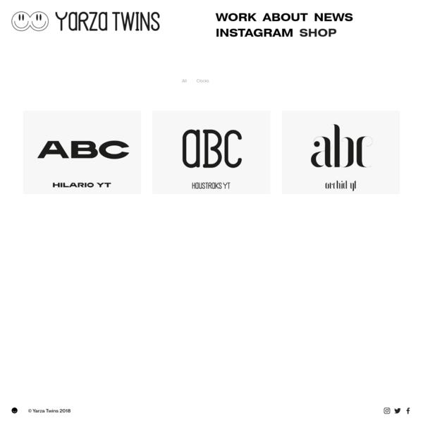 Yarza Twins | Award Winning Design Agency | London