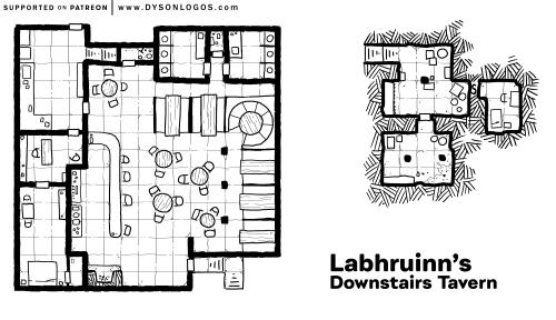 Labhruinn's Tavern