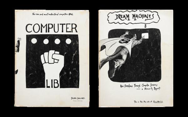 Computer Lib / Dream Machines