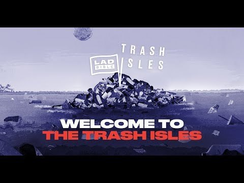 Trash Isles - PLASTIC OCEAN - Cannes Lions 2018
