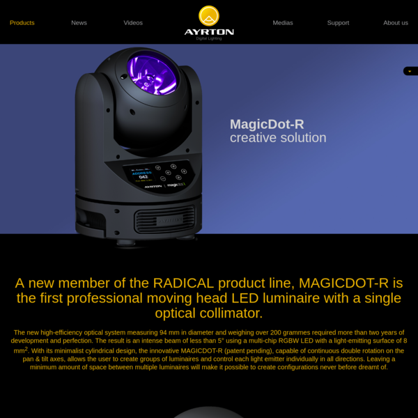 MagicDot-R