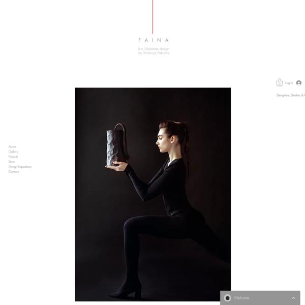 Ukrainian Design | FAINA Design | Kyiv