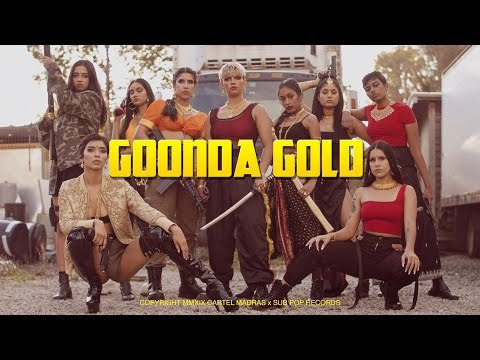 Cartel Madras - Goonda Gold