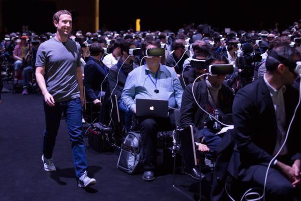 Zuckerberg VR 1984 facebook