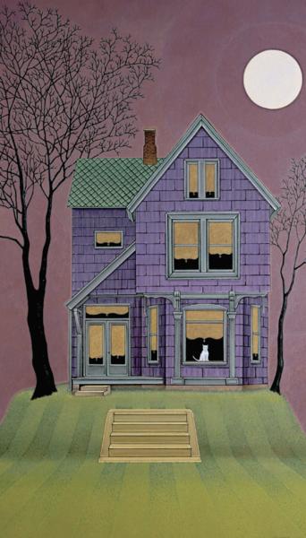 John Hrehov, House Cat, 2007