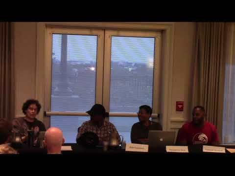 Afrofuturism and Solarpunk in Dialogue Readercon 30 July 11th, 2019