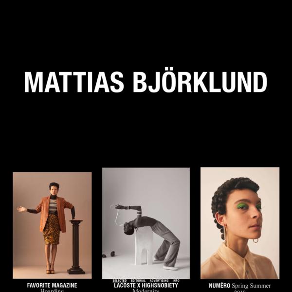 Mattias Björklund
