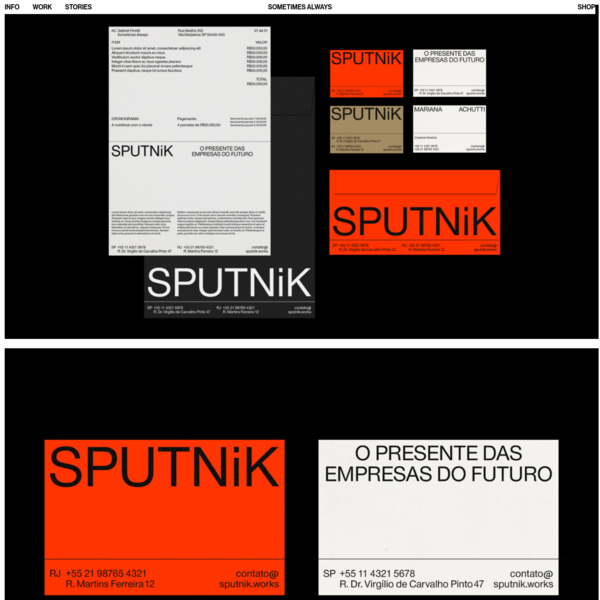SPUTNiK - Sometimes Always
