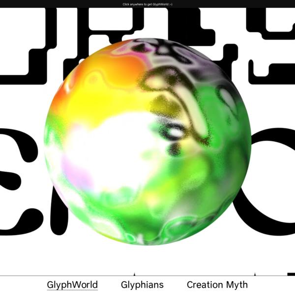 GlyphWorld