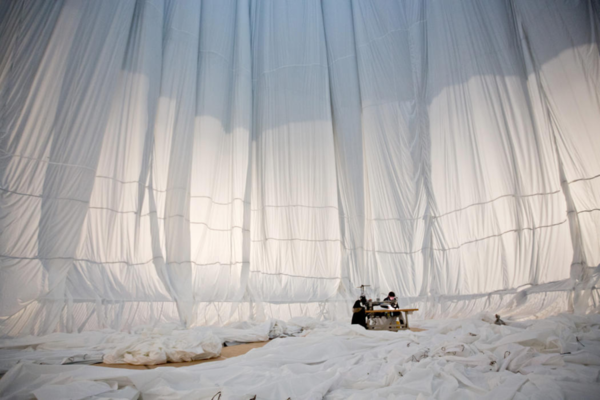 Christo Big Air Package