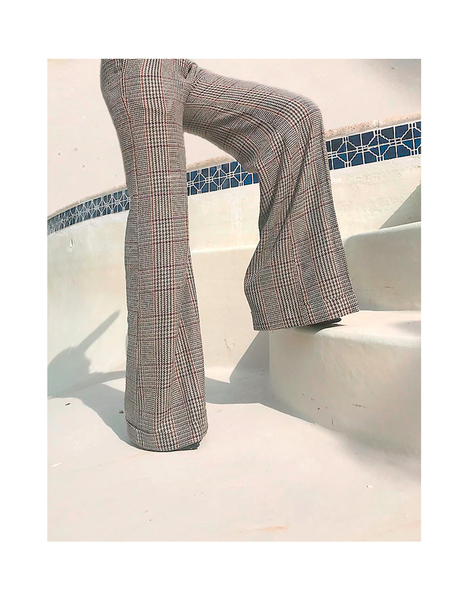 Glenplaid Trousers