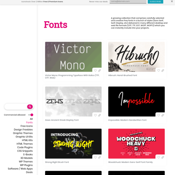 Fonts | Bypeople