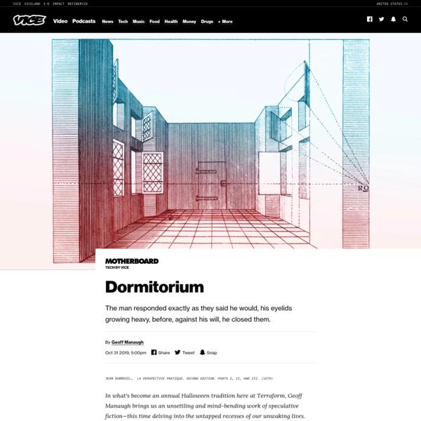 Dormitorium - VICE