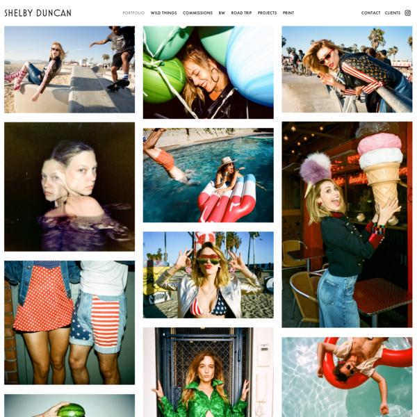 Shelby Duncan | Portfolio