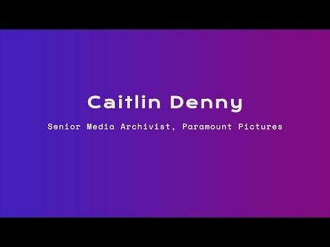 Rewind & Hit Play: Caitlin Denny