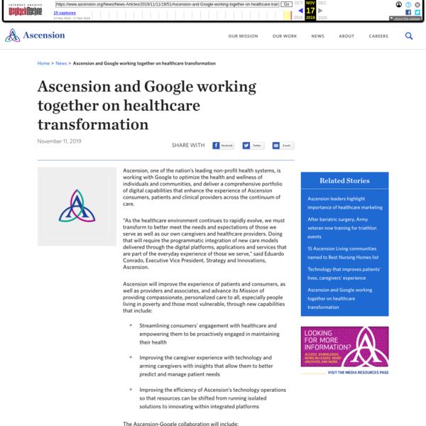 Ascension News