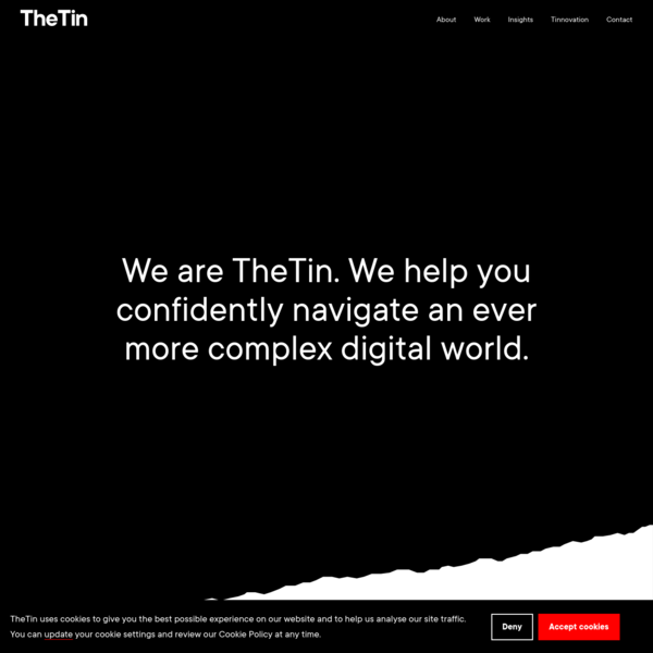 Home Page - TheTin