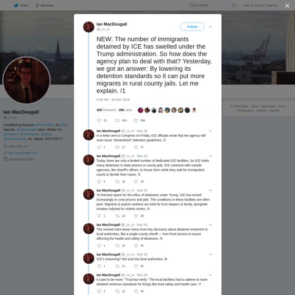 Ian MacDougall on Twitter