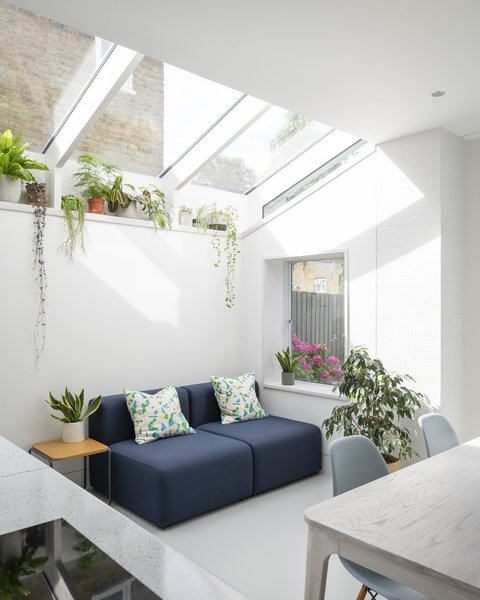London Terrace House by CAN, Brockley, UK