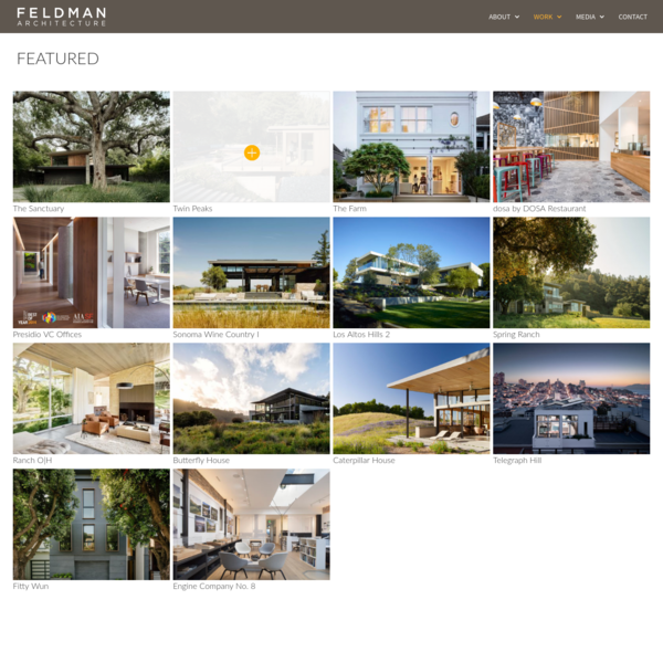 Featured - Feldman Architecture