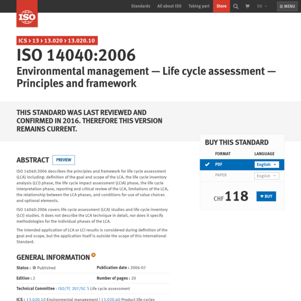 ISO 14040:2006