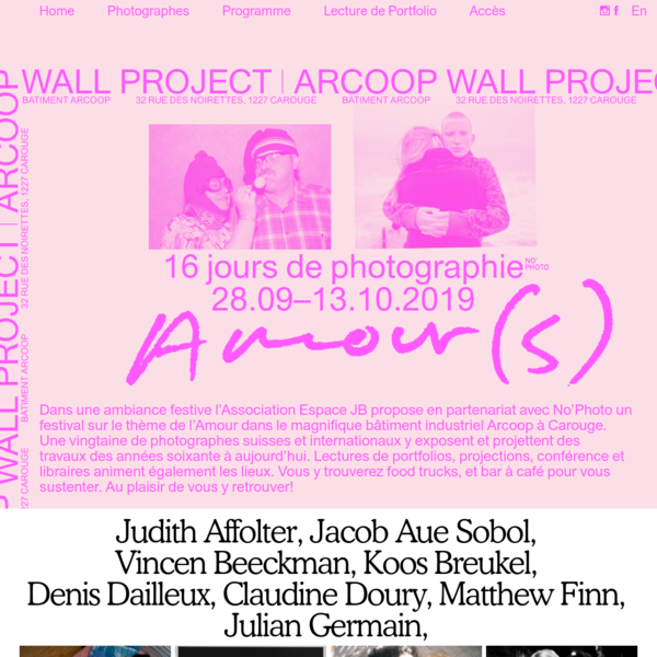 Arcoop Wall Project