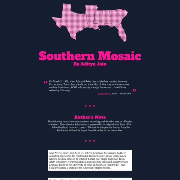 Southern Mosaic