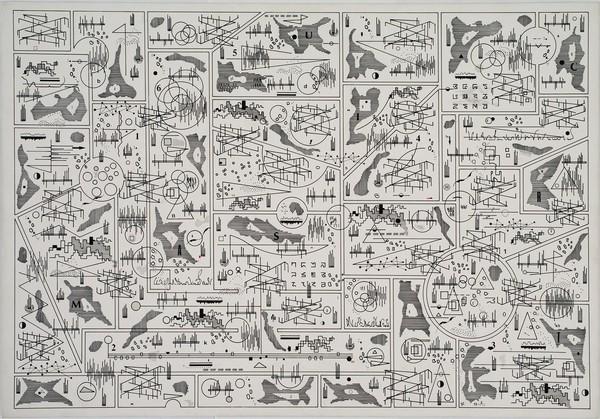 """PR-I VIII"", Boguslaw Schaeffer, 1972"
