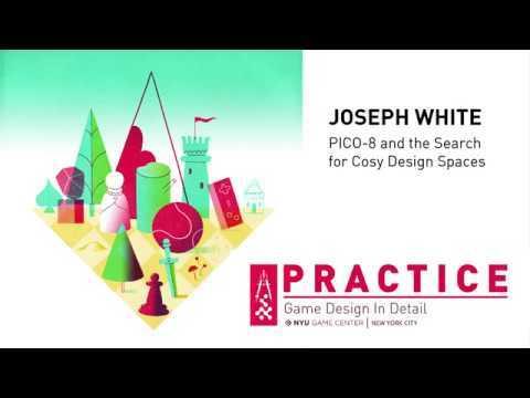 Joseph White PICO-8 and the Search for Cosy Design Spaces
