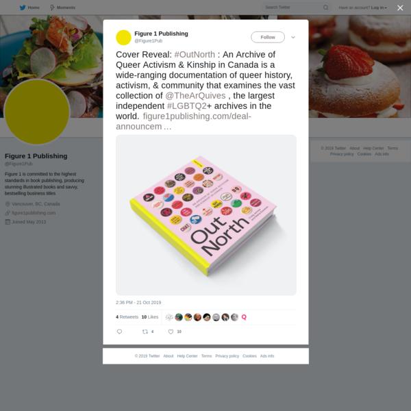 Figure 1 Publishing on Twitter