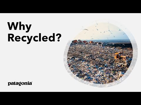 Why Recycled? | Know How Your Clothes Are Made