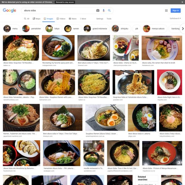 abura soba - Google Search