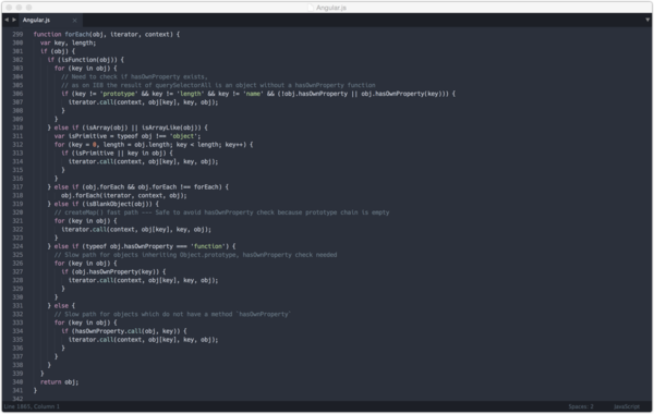 Hack | A typeface designed for source code