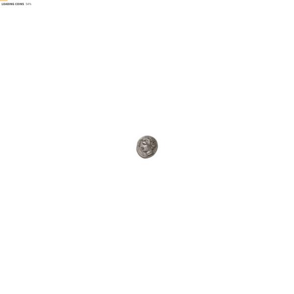 COINS - A journey through a rich cultural collection