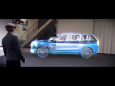 Microsoft HoloLens: Partner Spotlight with Volvo Cars