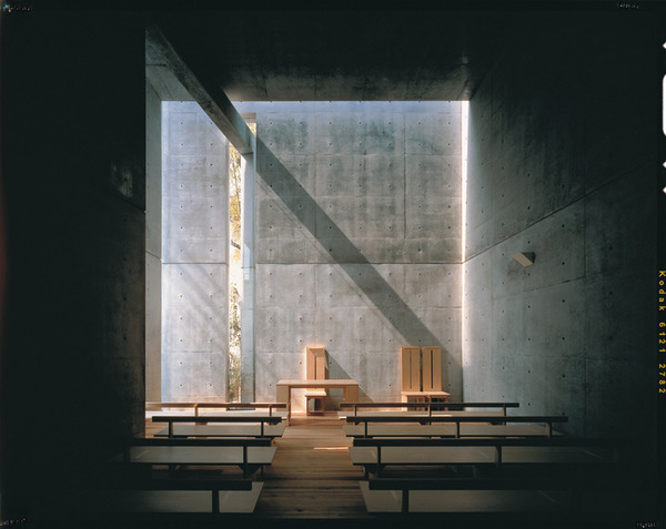 "Tadao Ando, ""Church of Light"""