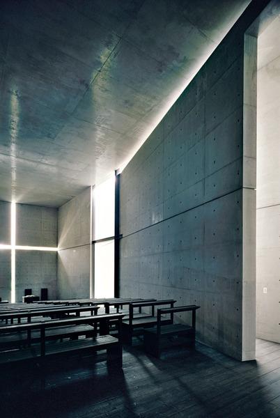 "Tadao Ando, ""Church of Light"""