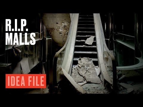 The Death and Afterlife of the Mall - YouTube