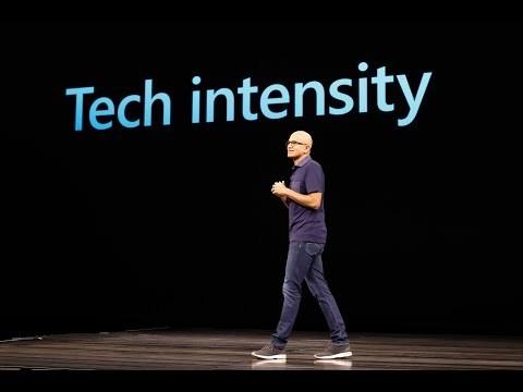 Vision Keynote Highlights   Microsoft Ignite 2019