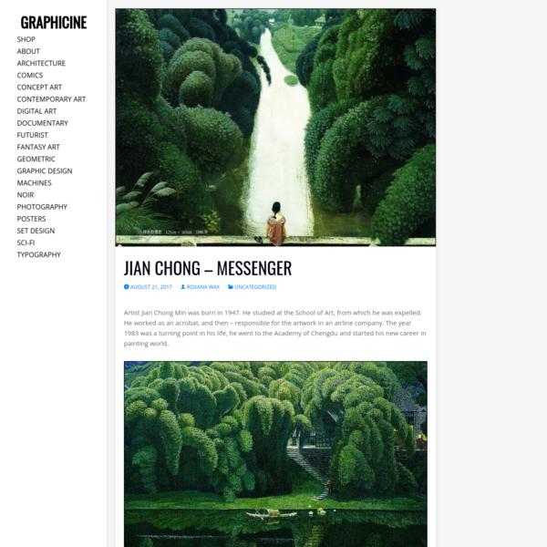Jian Chong - Messenger