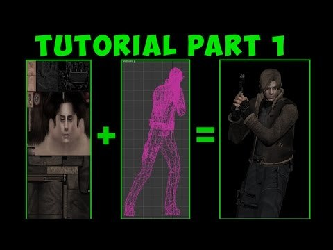 Tutorial: ripping textures and 3D models from Playstation 2 games (part 1: textures)