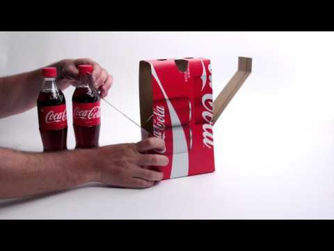 See how Coca-Cola is experimenting with converting cardboard 12-pack boxes into smartphone virtual reality (VR) viewers. Read more on Coca-Cola Journey: http://www.coca-colacompany.com/stories/virtual-reality-check-its-future-surrounds-us/