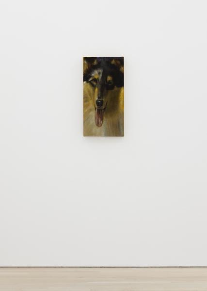Issy Wood, Untitled (S-E-N-T-I-E-N-T), 2019