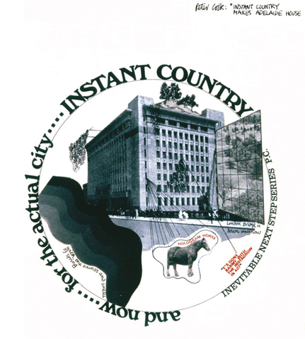 Instant Country, Archigram