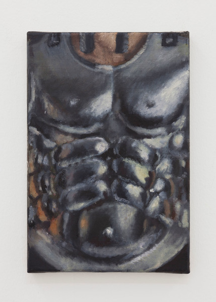 Issy Wood, Untitled (Ruse), 2019