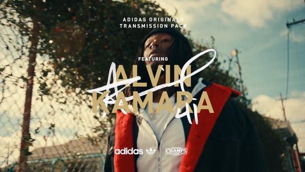 Adidas Originals x Alvin Kamara