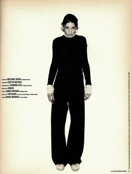 Melanie Ward / Corinne Day