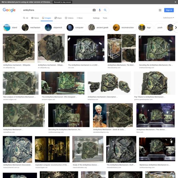 antikythera - Google Search