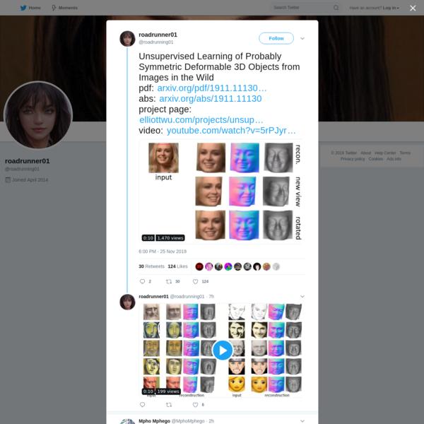 roadrunner01 on Twitter